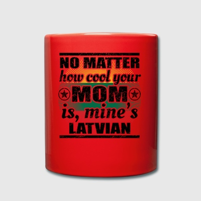 no matter cool mom mutter gift Litauen png - Tasse einfarbig