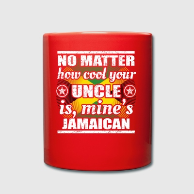 no matter cool uncle uncle gift Jamaica png - Full Colour Mug