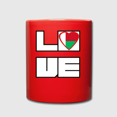 Love Land Roots Madagascar - Full Colour Mug