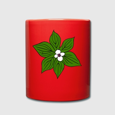 Flower - Full Colour Mug