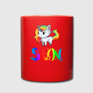 Unicorn Sun - Full Colour Mug