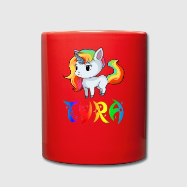 Unicorn Tyra - Tasse en couleur