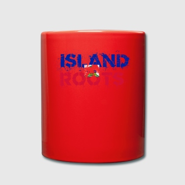 Haiti roots - Full Colour Mug