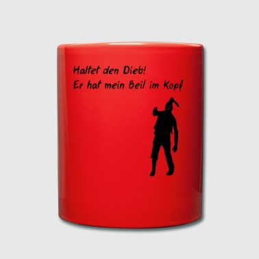 Stop the thief... - Full Colour Mug