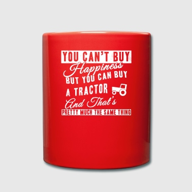 Tractor T-Shirt You can buy tractor - Full Colour Mug