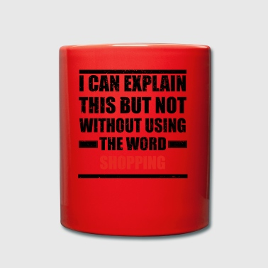 Can explain relationship born love SHOPPING - Tasse einfarbig