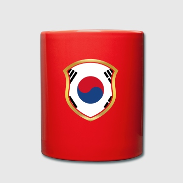 World Champion Champion 2018 wm team South Korea png - Full Colour Mug