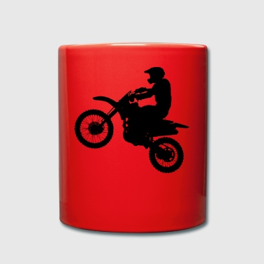 motorcycle - Full Colour Mug