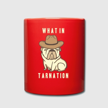 What in tarnation Sherlock Holms dog - Full Colour Mug