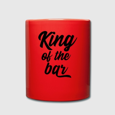 King of the bar - Tasse en couleur