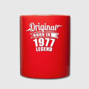 1977 Original Gift Birthday - Full Colour Mug
