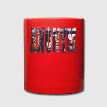 Anonym - Full Colour Mug