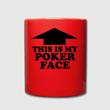 This Is My Poker Face - Mok uni