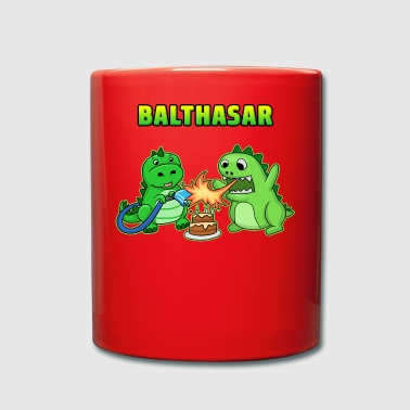 Balthazar birthday gift - Full Colour Mug