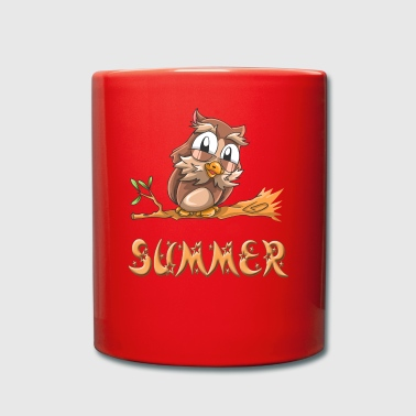 Owl buzzer - Full Colour Mug