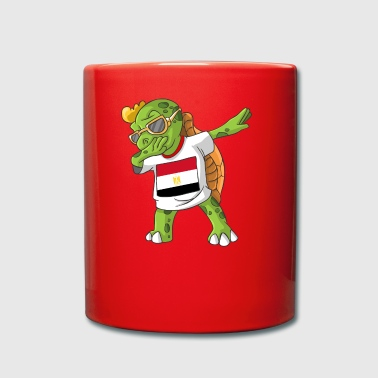 Egypt Dabbing turtle - Full Colour Mug