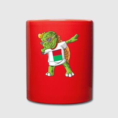 Madagascar Dabbing turtle - Full Colour Mug