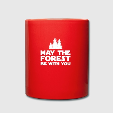 May The Forest gift for Earth Lovers - Full Colour Mug