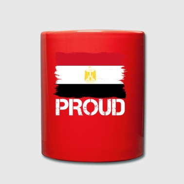 Pride flag flag home origin egypt png - Full Colour Mug