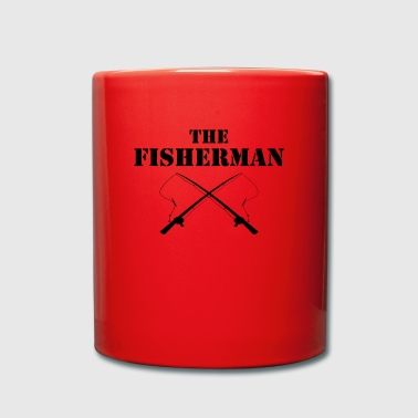 thefisherman - Taza de un color