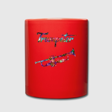 Trumpeter - Trumpeter - Full Colour Mug