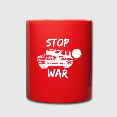 Stop War 005 AllroundDesigns - Full Colour Mug