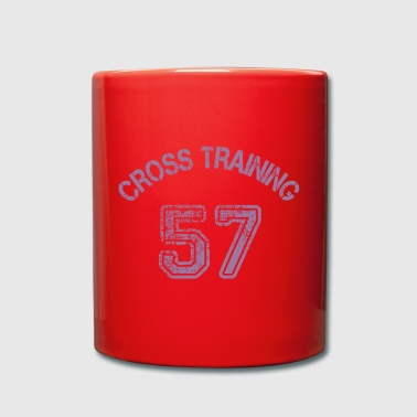 1 - Visuel dos - Cross training 57 - Full Colour Mug