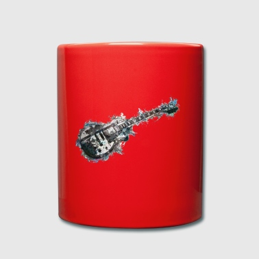 Limited Edition - Guitar - Full Colour Mug