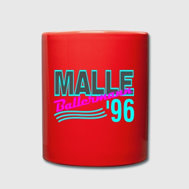 Malle '96 Mallorca party holiday beach - Full Colour Mug