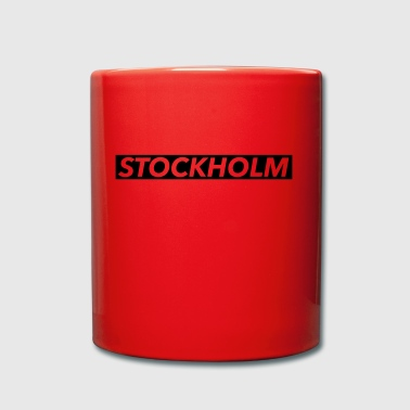 Stockholm - Full Colour Mug
