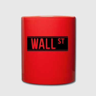 Wall Street 1 - Full Colour Mug