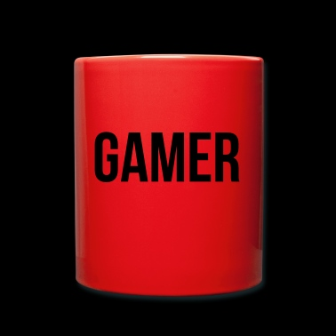 Gamer - Tazza monocolore