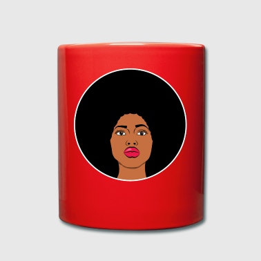 BLACK POP - Full Colour Mug