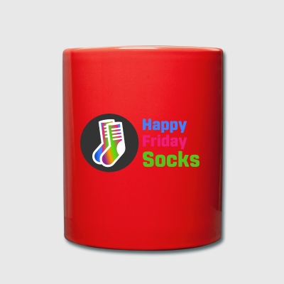 Happy Socks viernes - Taza de un color