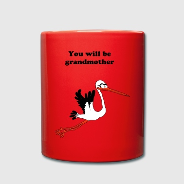 Stork - Full Colour Mug