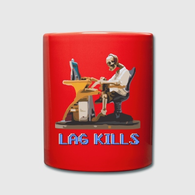 Lag Kills - Tasse en couleur