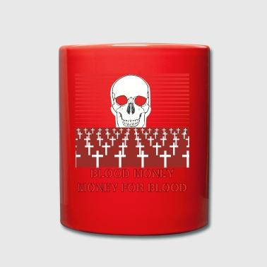 BLOOD MONEY - Full Colour Mug