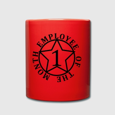 Employee Of The Month - Tasse einfarbig