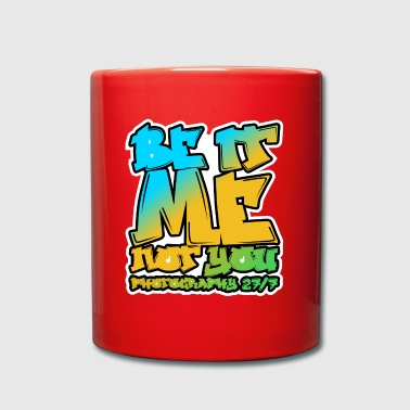 Hip-Hop Logo - Full Colour Mug