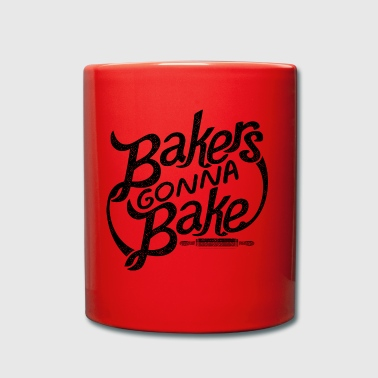 Bages Bakers Gonna Bag konditor bager gave - Ensfarvet krus