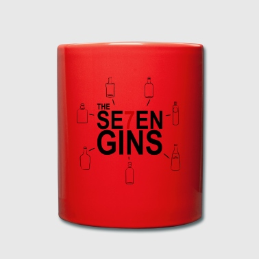 The Seven Gins - Full Colour Mug