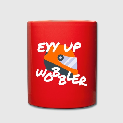 EYY UP WOBBLER - Ensfarget kopp