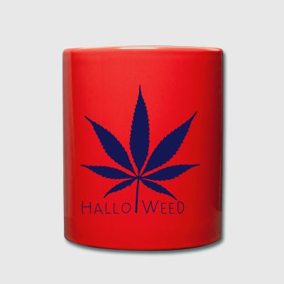 Halloweed - Tazza monocolore