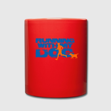 DOG RUNNER - Tasse en couleur
