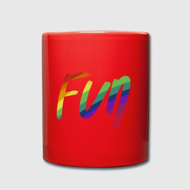 fun - Tasse en couleur