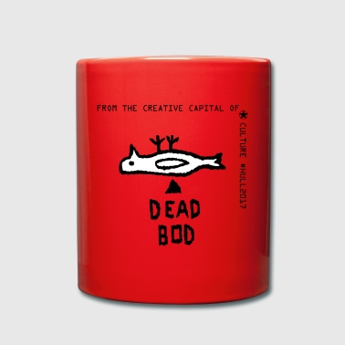 Dead Bod, Hull - Full Colour Mug