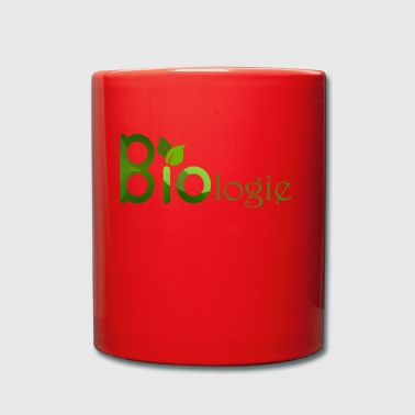 Biology organic study organic - Full Colour Mug