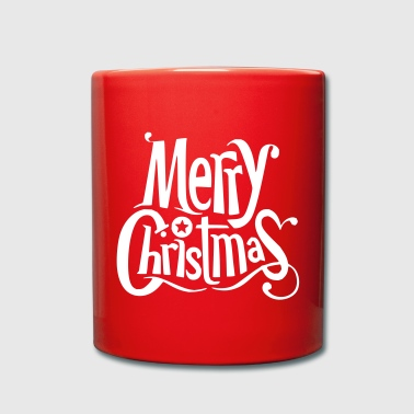 Merry Christmas - Full Colour Mug