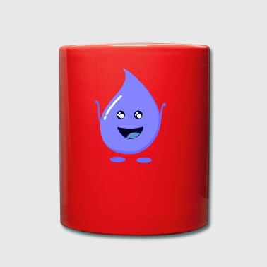 raindrop - Full Colour Mug