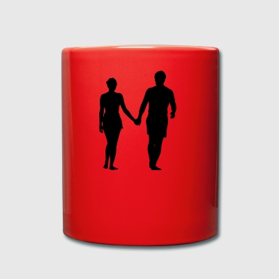 Pair - Full Colour Mug